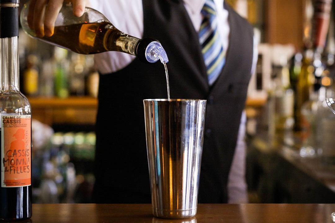 Dégustation et cocktails